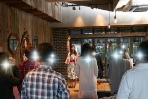 「声」で結ぶ恋愛術/ボイスワークショップin福井 レポート