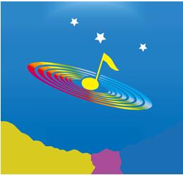 Cosmic★Willのロゴマーク